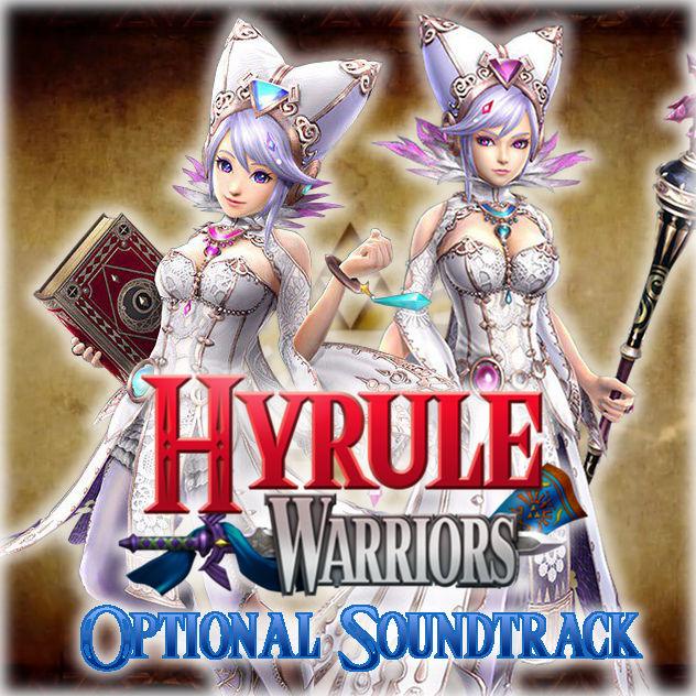 Hyrule Warriors Optional Soundtrack By Melodycrystel On Deviantart
