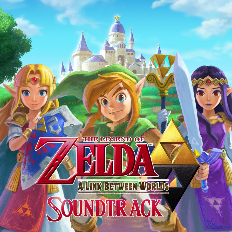 Zelda A Link Between Worlds Soundtrack by MelodyCrystel ...