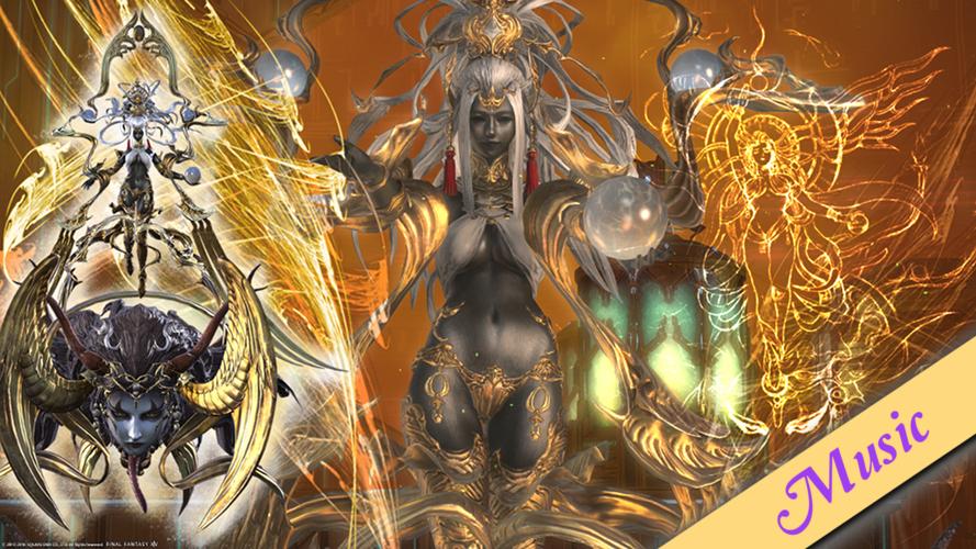 Final Fantasy XIV Equilibrium Remix by MelodyCrystel on DeviantArt