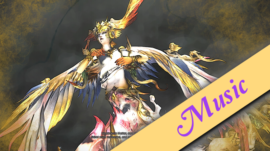FFXIV Tactics Remix Ultima The Perfect Body by MelodyCrystel on