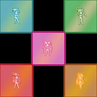 Sailor Moon henshin by xuweisen