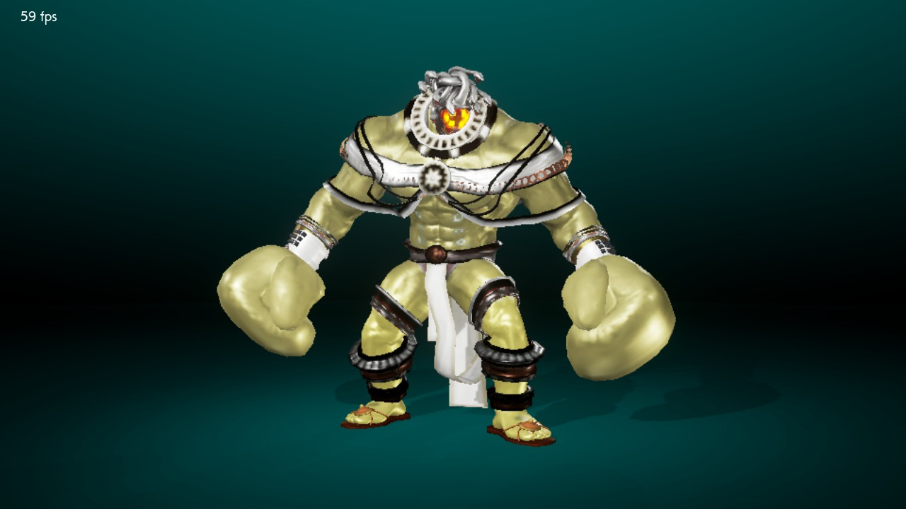 Tekken 7 Giant Gloves For Gigas By Zanba2 On Deviantart