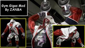 Tekken 7: Gym Gigas