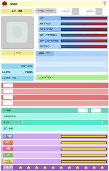 Pokemon Pixel ID BLANK