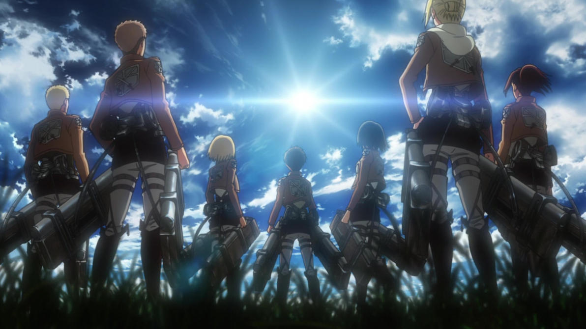 Attack On Titan x Male Reader   Army Days by PrussiaBall on DeviantArt