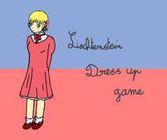Liechtenstein dress up game by Inunobaka