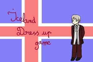 Iceland Dress up game by Inunobaka