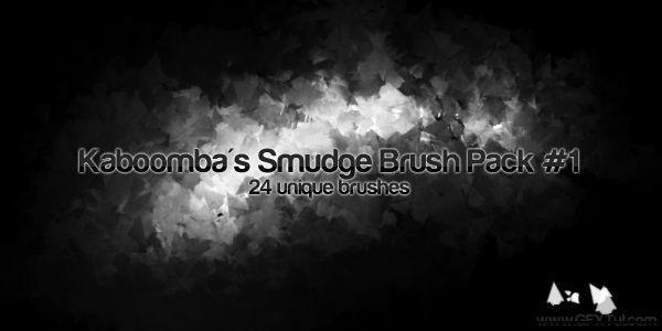 Diversos Brushes 24_Smudge_Brushes_by_Rockanium