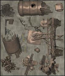 Apocolypse Decor GIF by Madcowchef