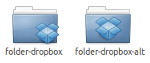 Dropbox Elementary Folder Icon by jdorenbush