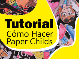 Paper Child Tutorial - spanish by Lutih