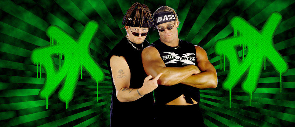 New Age Outlaws D Generation X By Robertly3
