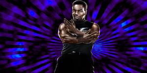 Mike Tyson WWE '13
