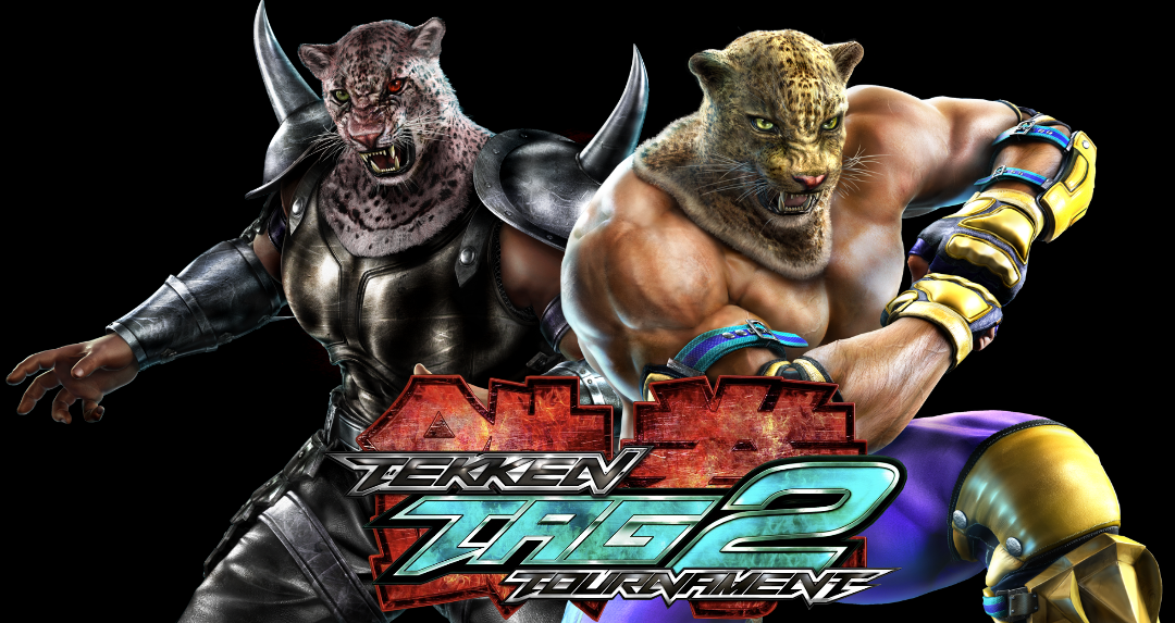Tekken Tag Tournament 2 Armor King And King By Robertly3 On Deviantart
