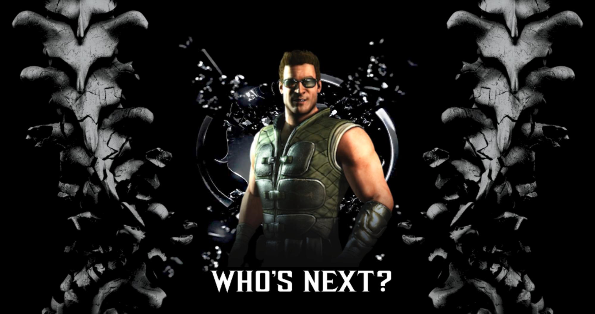Mortal Kombat X Johnny Cage By Robertly3 On DeviantArt