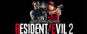 ABigBowlOfChips Plays Resident Evil 2 Banner