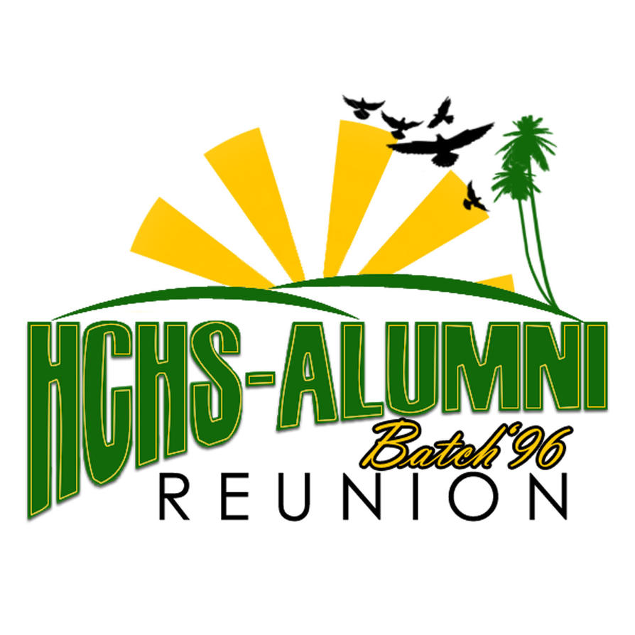 Design tshirt reunion - Hchs Alumni Batch T Shirt Design By Aleksite
