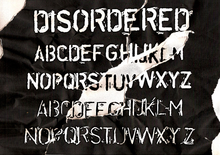 DISORDERED by JIStone