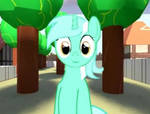 Lyra moves like jagger