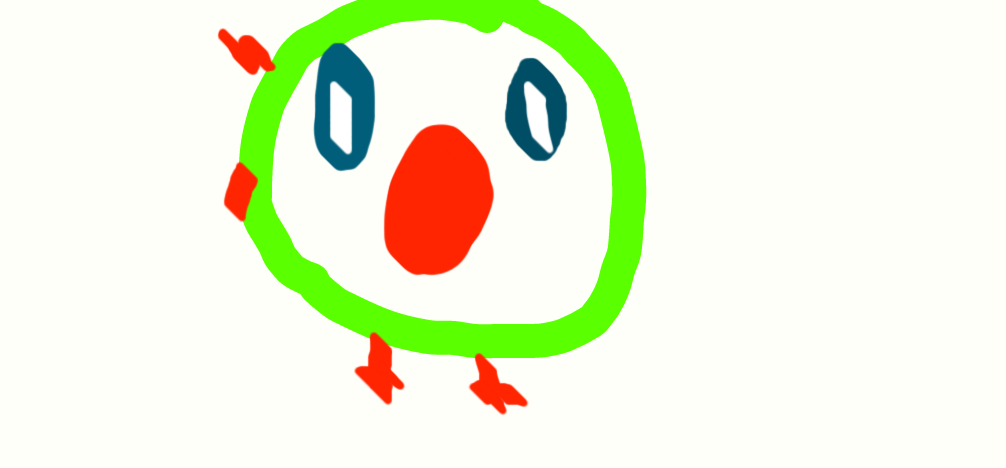 SHITTY ROWLET DRAWING FOR PIKA by RaspberryMonster1