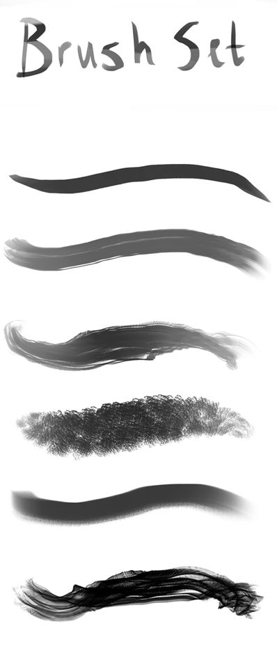 Brush Pack 3.0 by Tatchit