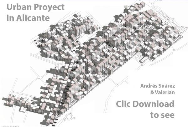Alicante Urbanism by Valerian32