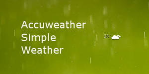 Simple weather 2