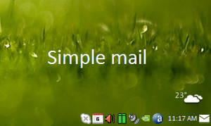 Simple mail by Fugal