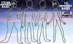 ~ Steven Universe Bases PACK ~