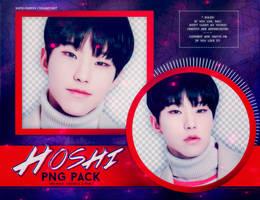 PNG PACK: Hoshi (Seventeen) #2 by Hallyumi