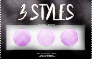 STYLES #5 by Hallyumi