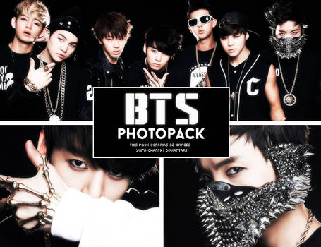 PHOTOPACK: BTS (2 COOL 4 SKOOL)