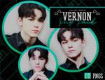 PNG PACK: Vernon (Seventeen)