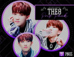PNG PACK: THE8 (Seventeen)