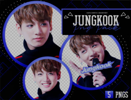 PNG PACK: JungKook (BTS) #7
