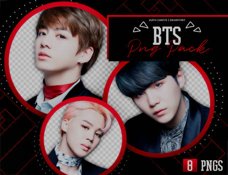 PNG PACK: BTS #2