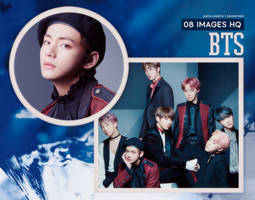 PHOTOPACK: BTS (Blood Sweat and Tears Japanese) by Hallyumi