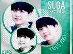 PNG PACK: Suga (BTS) #5