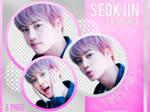 PNG PACK: Jin (BTS) #3