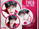PNG PACK: THE8 (Seventeen) #2