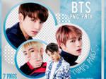 PNG PACK: BTS #4