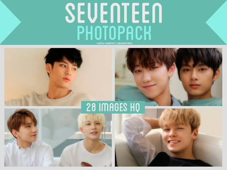 PHOTOPACK: SEVENTEEN (Project Chapter.1 Alone) #2