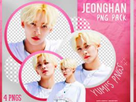 PNG PACK: Jeonghan (SEVENTEEN) #1 by Hallyumi