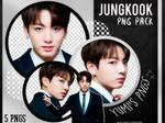 PNG PACK: JungKook (BTS) #12