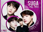 PNG PACK: Suga (BTS) #6