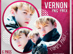 PNG PACK: Vernon (SEVENTEEN) #2