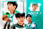 PNG PACK: MONSTA X #3