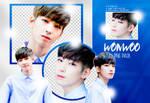 PNG PACK: Wonwoo #1