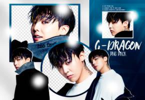 PNG PACK: G-Dragon #1 by Hallyumi