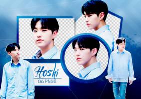 PNG PACK: Hoshi #4 by Hallyumi